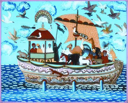 7 - Mor Gueye - Noahs Ark